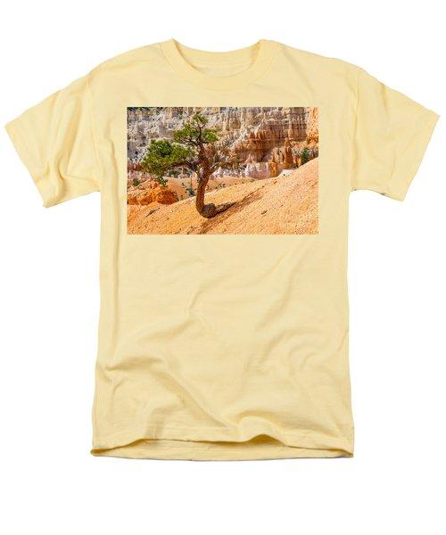 Bryce Canyon Np Men's T-Shirt  (Regular Fit) by Juergen Klust