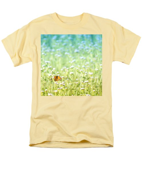 Butterfly Dreams Men's T-Shirt  (Regular Fit) by Holly Kempe