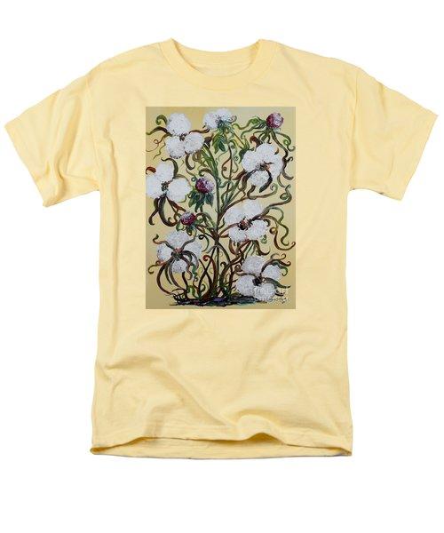 Cotton #1 - King Cotton Men's T-Shirt  (Regular Fit) by Eloise Schneider