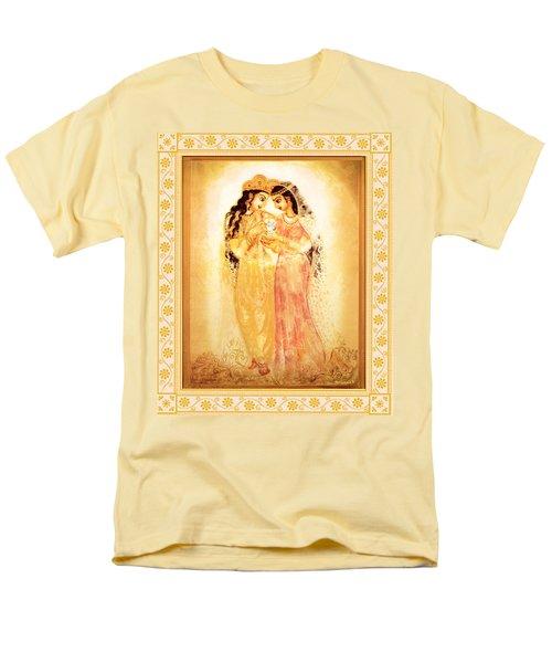 Divine Love Men's T-Shirt  (Regular Fit) by Ananda Vdovic