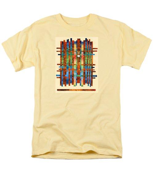 Entering The Temple Men's T-Shirt  (Regular Fit) by Lynda Hoffman-Snodgrass