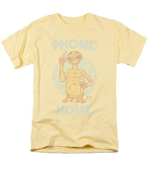 Et - Phone Men's T-Shirt  (Regular Fit) by Brand A