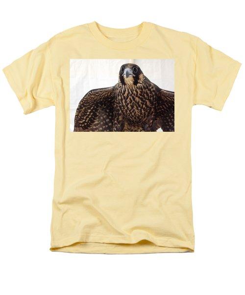 Focus Men's T-Shirt  (Regular Fit) by Richard Faulkner