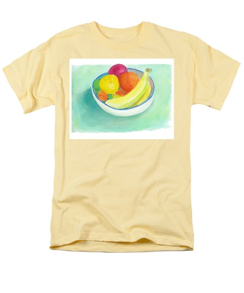 Fruit Bowl Men's T-Shirt  (Regular Fit) by C Sitton