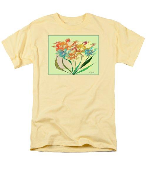 Garden Wonder Men's T-Shirt  (Regular Fit) by Iris Gelbart