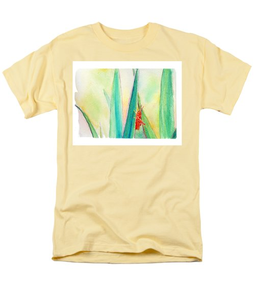 Grasshopper Men's T-Shirt  (Regular Fit) by C Sitton