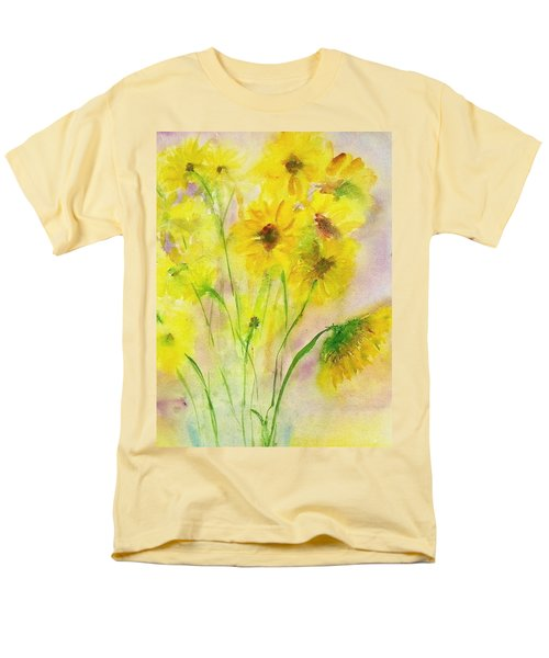 Hazy Summer Men's T-Shirt  (Regular Fit)