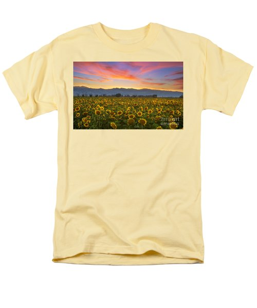 Men's T-Shirt  (Regular Fit) featuring the photograph Heaven by Rima Biswas