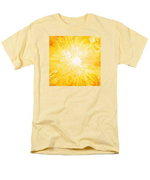 Here Comes The Sun Men's T-Shirt  (Regular Fit) by Kume Bryant