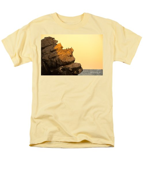 Here Comes The Sun Men's T-Shirt  (Regular Fit) by Terry Garvin