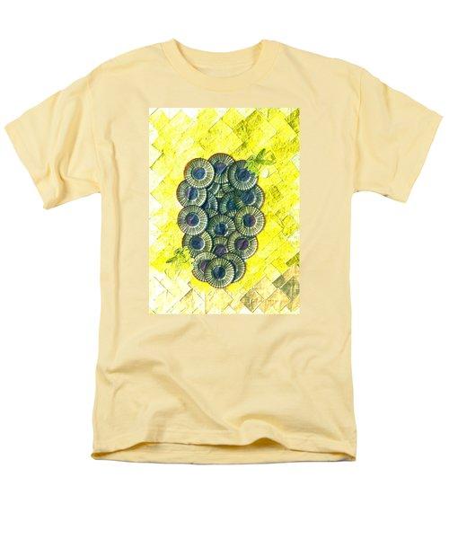 Men's T-Shirt  (Regular Fit) featuring the digital art Honeybee 1 by Lorna Maza