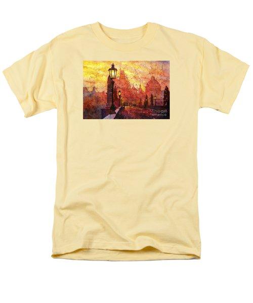Horizontal Flip Men's T-Shirt  (Regular Fit)