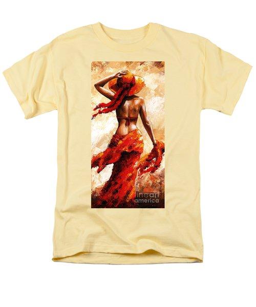 Hot Breeze #02 Men's T-Shirt  (Regular Fit) by Emerico Imre Toth