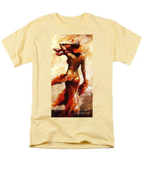 Hot Breeze  Men's T-Shirt  (Regular Fit) by Emerico Imre Toth