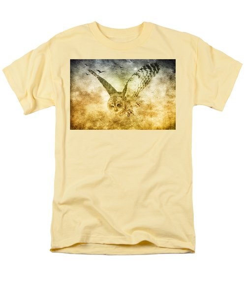 I Shall Return Men's T-Shirt  (Regular Fit) by Eti Reid