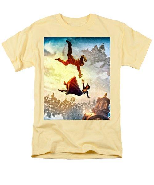 If You Fall Men's T-Shirt  (Regular Fit) by Joe Misrasi