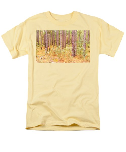Imaginary Forest Men's T-Shirt  (Regular Fit) by Fortunate Findings Shirley Dickerson