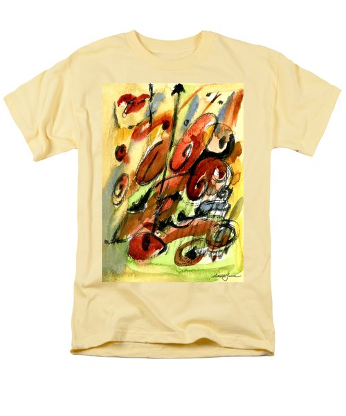 Indian Summer Men's T-Shirt  (Regular Fit) by Stephen Lucas