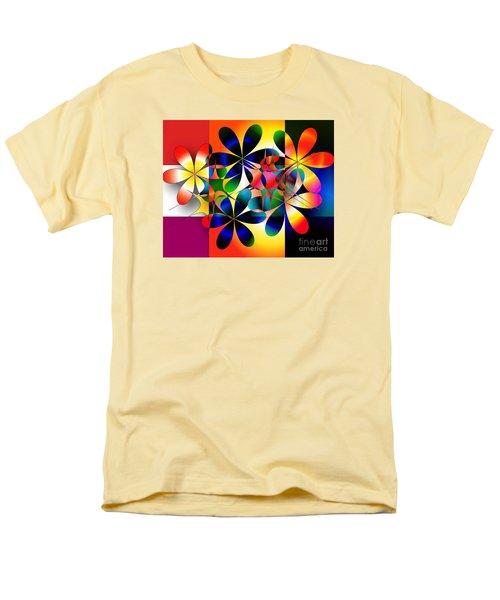 Just A Note Men's T-Shirt  (Regular Fit) by Iris Gelbart
