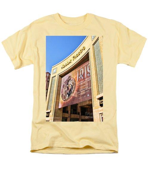 Kodak Theatre Men's T-Shirt  (Regular Fit)