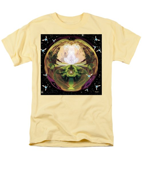 Link From The Legend Of Zelda Men's T-Shirt  (Regular Fit) by Paula Ayers