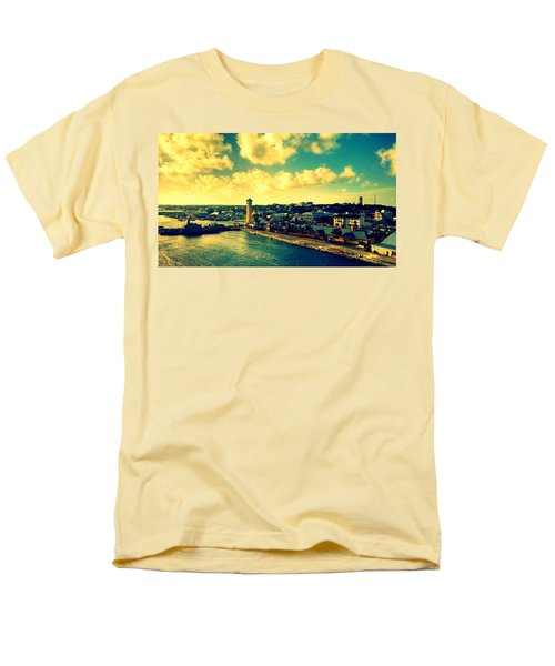 Nassau The Bahamas Men's T-Shirt  (Regular Fit)