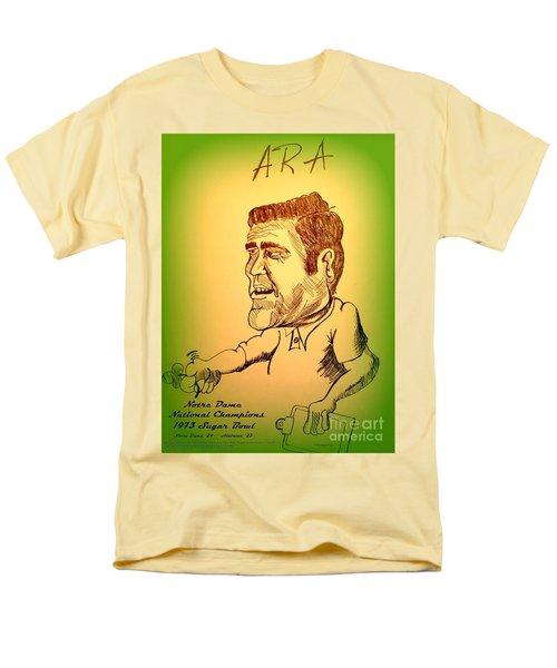 Notre Dame Vs Alabama Men's T-Shirt  (Regular Fit)