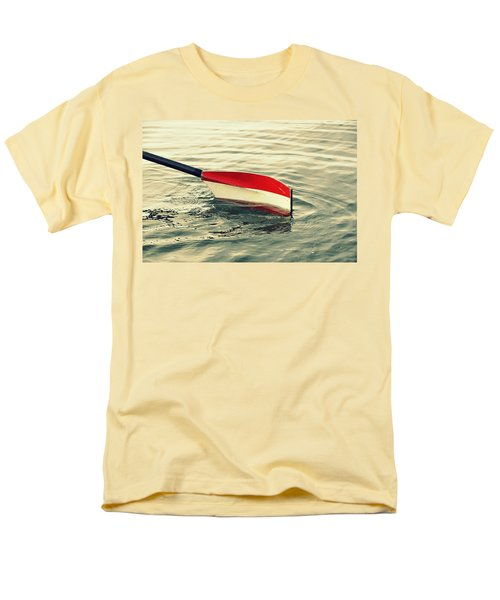 Oar Men's T-Shirt  (Regular Fit) by Chevy Fleet