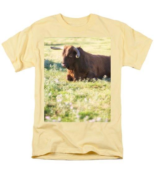 Peaceful Men's T-Shirt  (Regular Fit) by Erika Weber