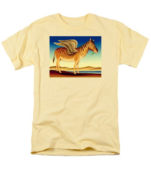 Quagga Men's T-Shirt  (Regular Fit) by Frances Broomfield
