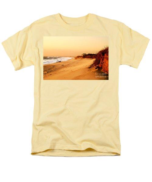 Quiet Summer Sunset Men's T-Shirt  (Regular Fit) by Sabine Jacobs