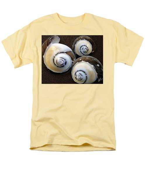 Seashells Spectacular No 23 Men's T-Shirt  (Regular Fit) by Ben and Raisa Gertsberg