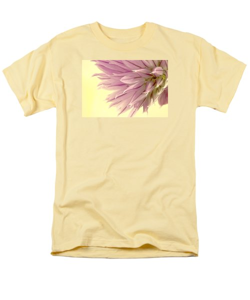 Soft And To The Point Men's T-Shirt  (Regular Fit) by Sandra Foster