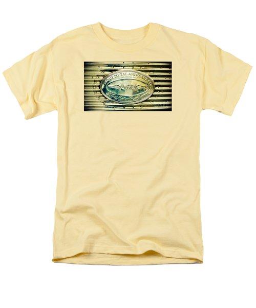 Stout Metal Airplane Co. Emblem Men's T-Shirt  (Regular Fit) by Susan Garren