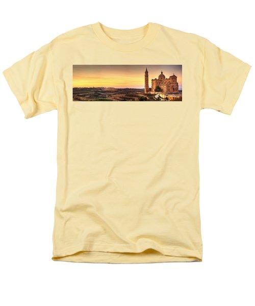Ta Pinu And Gharb Men's T-Shirt  (Regular Fit) by Ian Good