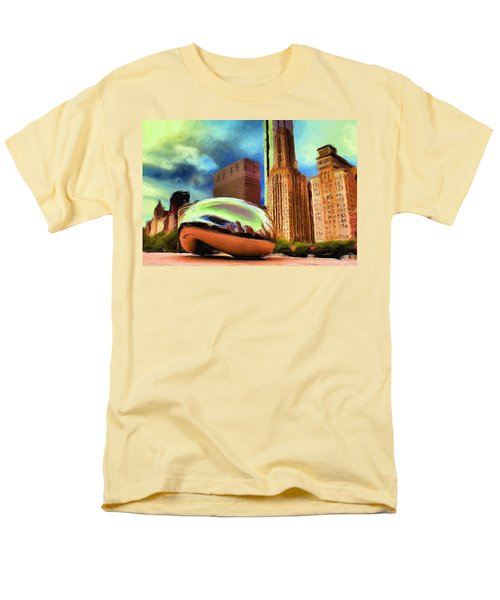 The Bean - 20 Men's T-Shirt  (Regular Fit) by Ely Arsha