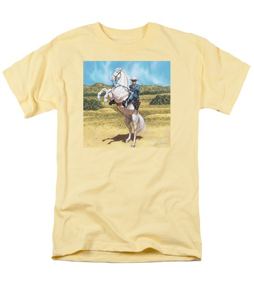 The Lone Ranger Men's T-Shirt  (Regular Fit)