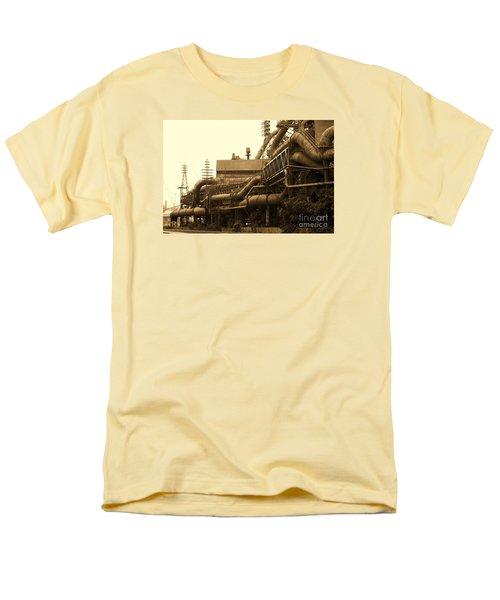 The Worm Passageways Men's T-Shirt  (Regular Fit) by Marcia Lee Jones