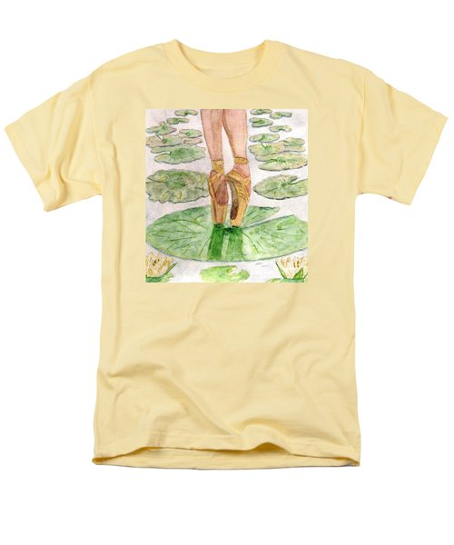 To Dance Men's T-Shirt  (Regular Fit) by Angela Davies
