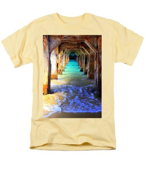Tranquility Men's T-Shirt  (Regular Fit) by Karen Wiles