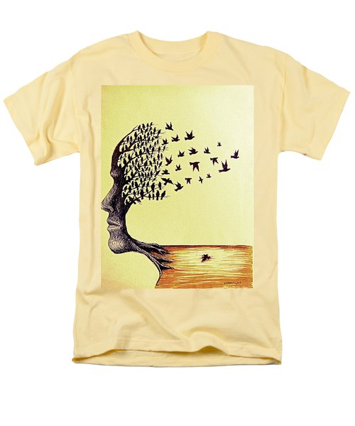 Tree Of Dreams Men's T-Shirt  (Regular Fit) by Paulo Zerbato