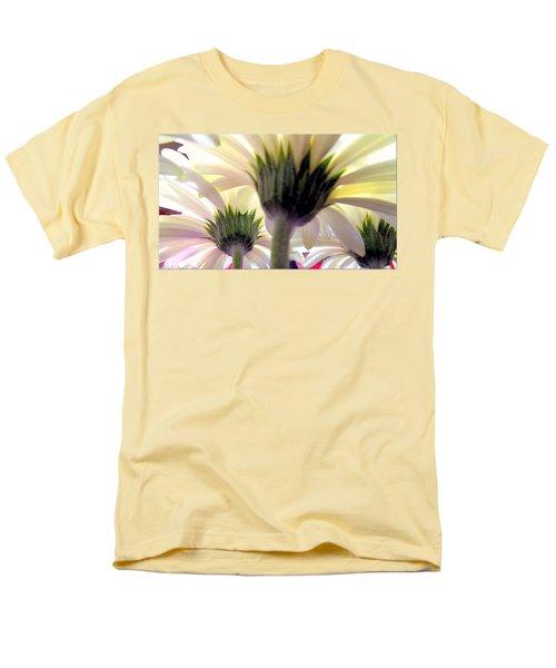 Tribute To Daisies Men's T-Shirt  (Regular Fit) by Danielle  Parent