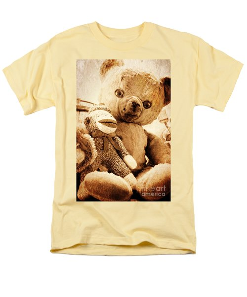 Very Old Friends Men's T-Shirt  (Regular Fit) by Valerie Reeves