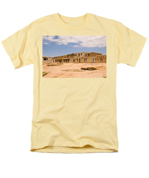View From The Square Men's T-Shirt  (Regular Fit) by James Gay
