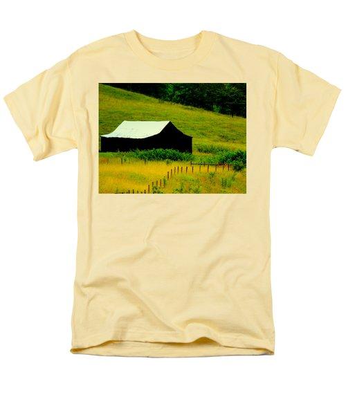 Way Back When Men's T-Shirt  (Regular Fit) by Karen Wiles
