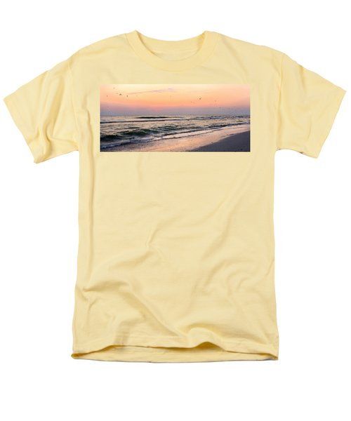 Postcard Men's T-Shirt  (Regular Fit) by Angela Rath