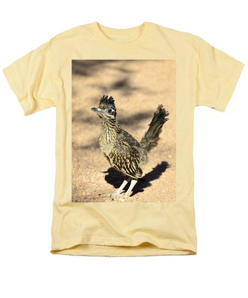 A Baby Roadrunner  Men's T-Shirt  (Regular Fit) by Saija  Lehtonen