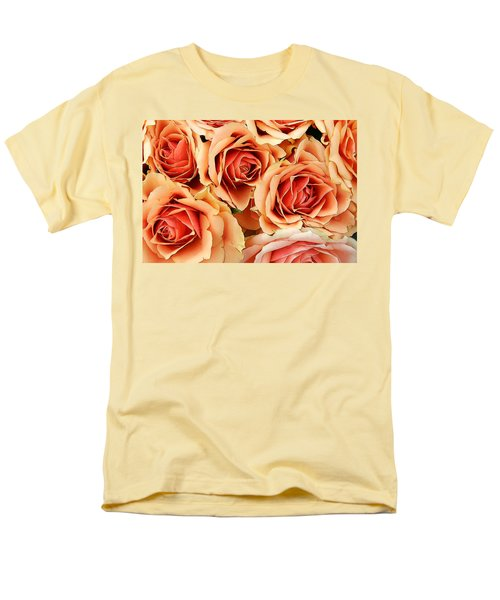 Bergen Roses Men's T-Shirt  (Regular Fit) by KG Thienemann