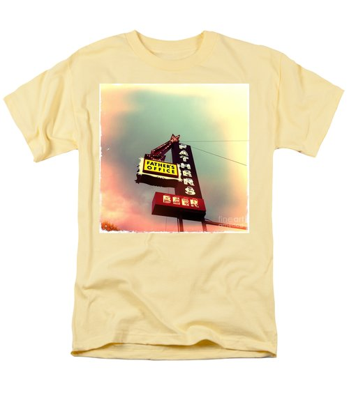 Father's Office Beer Men's T-Shirt  (Regular Fit) by Nina Prommer