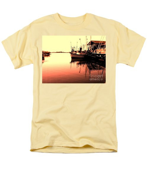 Sunset Men's T-Shirt  (Regular Fit) by Janice Spivey